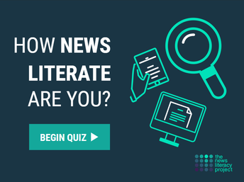 Quiz: How news literate are you?