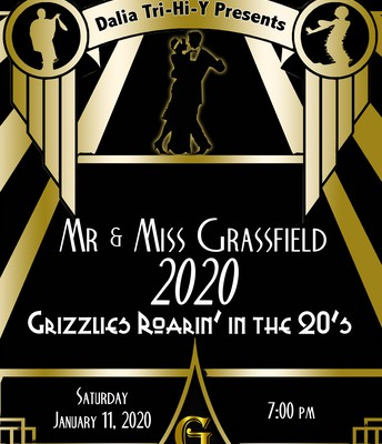 Mr. and Miss Grassfield