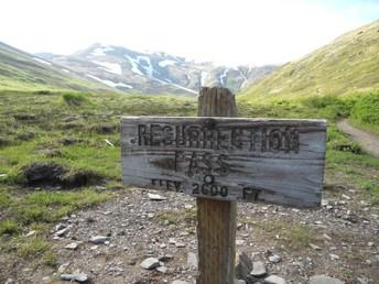 Resurrection Pass Bike Trip 2020