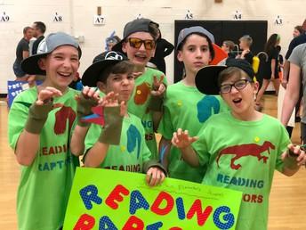 Reading Raptors