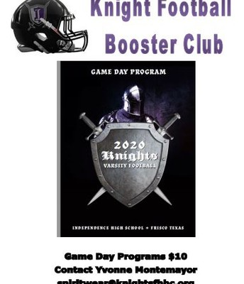 Knights Football Booster
