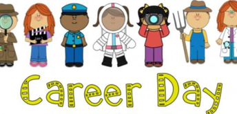Career Day/Fair--November 8th!
