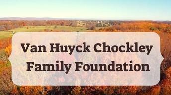 New Fund Spotlight: Van Huyck Chockley Family Foundation