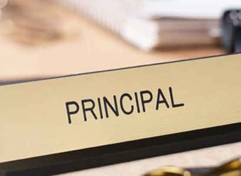 From the Desk of the Principal
