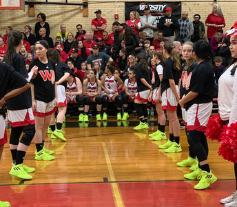 WHS Girls Basketball Completes Amazing Season with State Finals Appearance