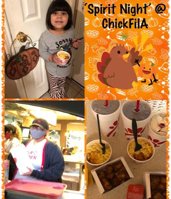 November: ChickFilA!