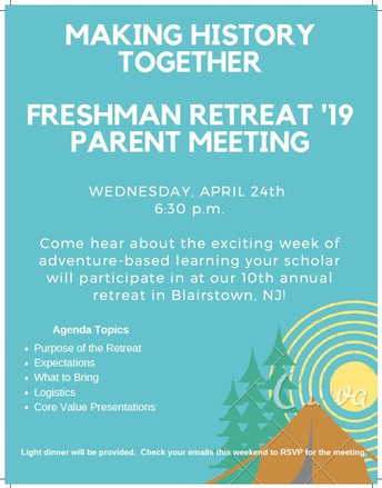 Attention Freshmen (9th grade) Families!!!
