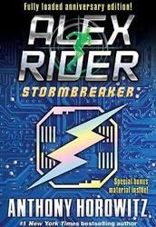 17) Stormbreaker