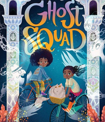 Ghost Squad by Claribel Ortega