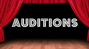Fall of 2021 Auditions.....