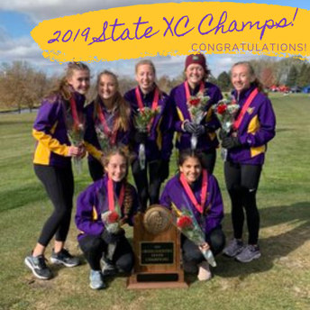 Cross Country Runs Away with Championship