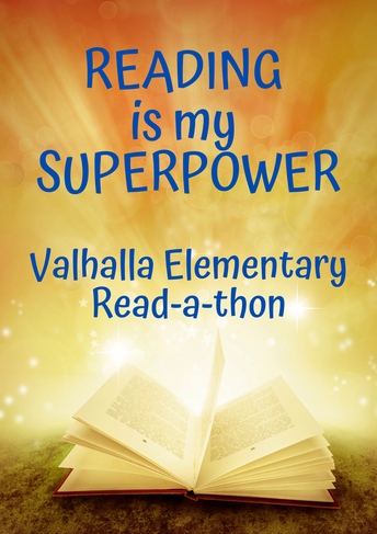 Congratulations & THANK YOU on the read-a-thon!