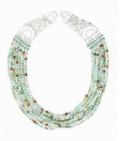 Cleopatra Stone necklace