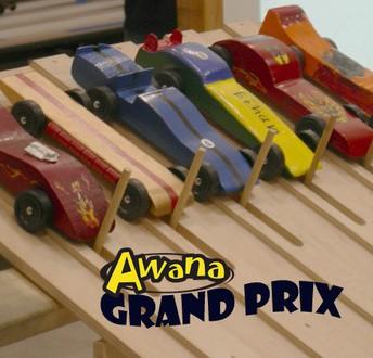 AWANA Grand Prix - Don't miss the fun!