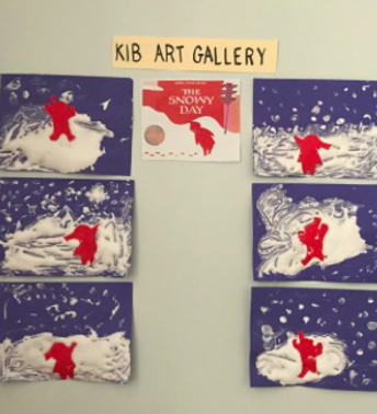 K1B's Art Gallery