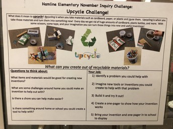 Monthly Inquiry Challenge