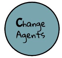 We are CHANGE AGENTS for Remote Learning!