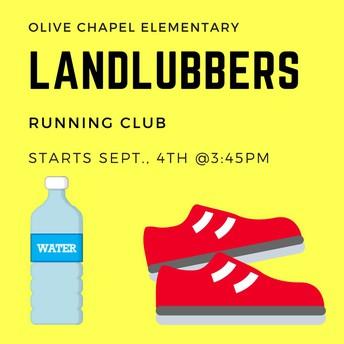 Landlubbers Running Club