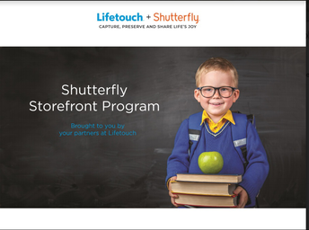 ShutterFly Ongoing Fundraiser!