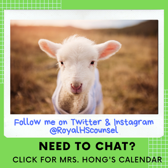 Click the Pic to Schedule Appointment with Mrs. Hong