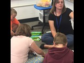 Mrs. Simmons Small Group Instruction