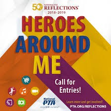 PTA REFLECTIONS NIGHT FOR STUDENTS