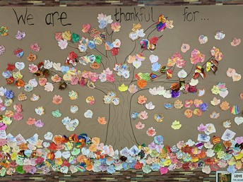 HAPPY THANKSGIVING TO OUR ST. PAT'S FAMILIES!