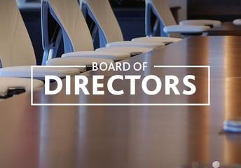 Board of Directors 2021 Goals