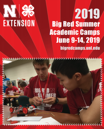 2019 Big Red Summer Academic Camps