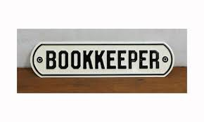 From the Bookkeeper