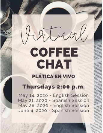 Live Coffee Chat