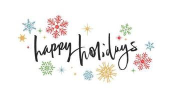 Principal's Note: Happy Holidays