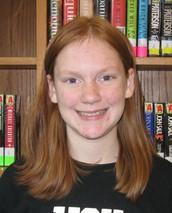 Rachel Speegle, 7th Grader