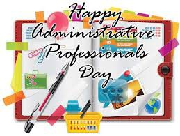 Secretaries & Administrative Assistants Week