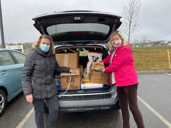 Collection for items for Wild Care in Eastham continues after February vacation!