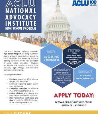 National Advocacy Institute