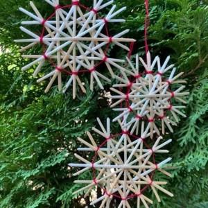 Czech Straw Ornament Class - online