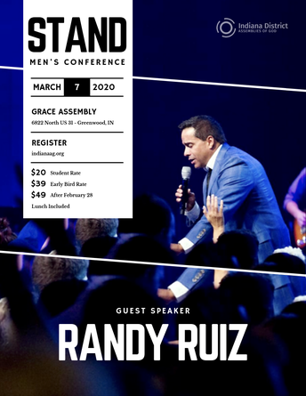 STAND Men's Conference