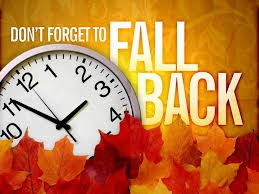 Remember to Fall Back