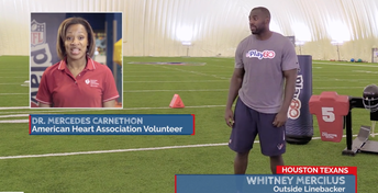 Get kids moving through the NFL Play 60 app!