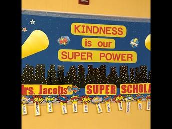 Shinning a spotlight on Kindness!