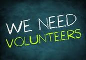 6th Grade Parent Volunteers Needed