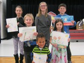 PTA Reflection Contest Winners!