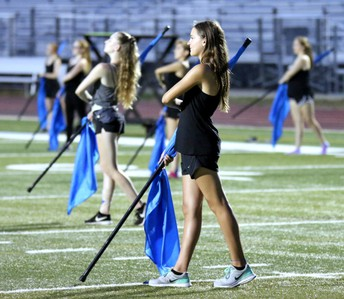 PISD Color Guard Auditions: PHS & RHHS