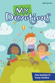 Devotion Booklets for Children