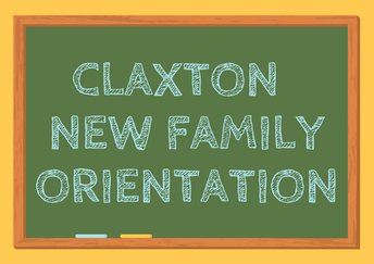 New Family Orientation