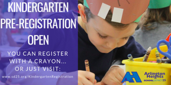 Kindergarten Pre-Registration 19-20
