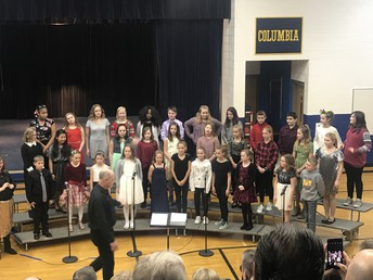 5th and 6th Grade Choir!