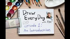 Draw Every Day with JJK