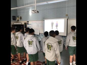 8th Grade Dance Class - Irish Dance
